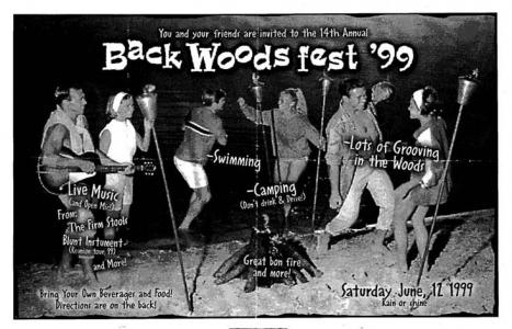 Backwoods Fest 1999