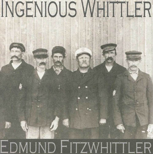 The first Ingenious Whittler CD