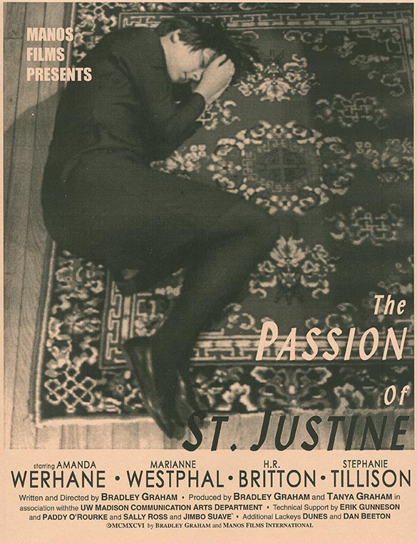 The Passion of St. Justine