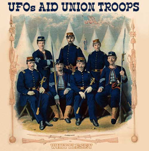 UFOs aid Union Troops