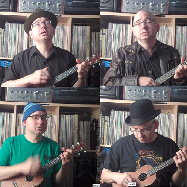 ukulele video