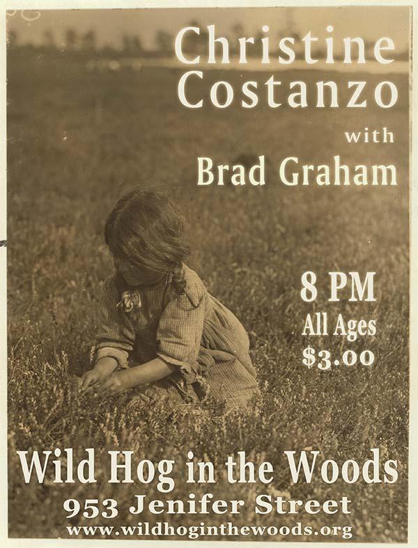 Wild Hog in the Woods