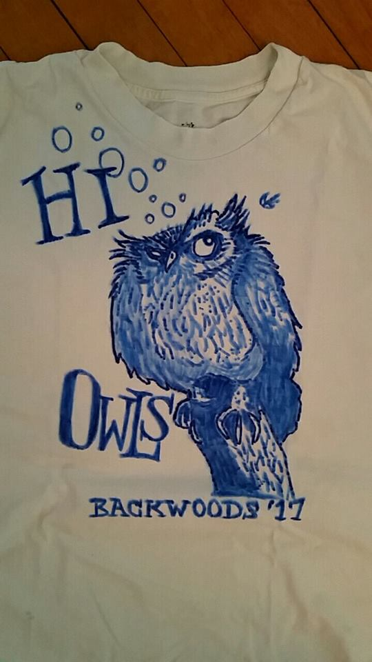 Hi Owls T-shirt